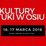 Dni Kultury i Sztuki w Osiu