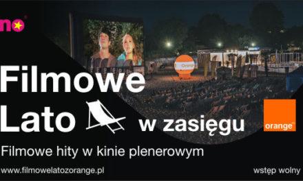 Filmowe lato w zasięgu Orange w Osiu i Tleniu