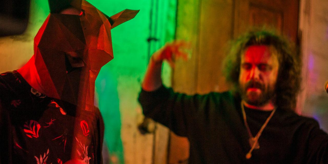 Scena Podest: Joanna Kater i Rat Kru