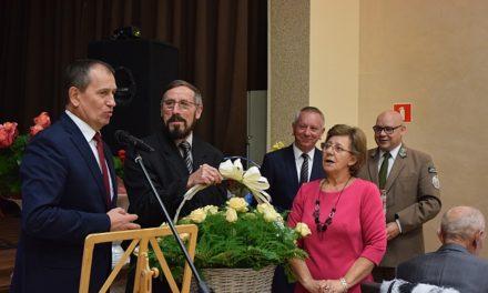 Jubileusz Ligi Kobiet Polskich w Osiu
