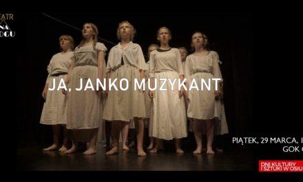 Ja, Janko Muzykant