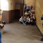 Ekologiczny apel dzieci do mieszkańców gminy