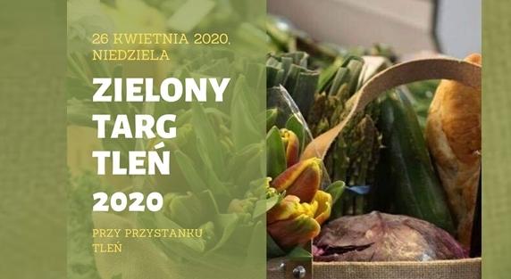 Wyjątkowa inauguracja Zielonego Targu Tleń