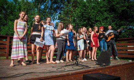 Letnie spotkanie z piosenką