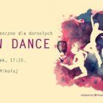 Ruchowo-taneczne dla dorosłych