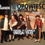 Teatr Gałganek w Opowieści wigilijnej