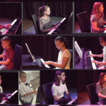 Pianiści podsumowują semestr